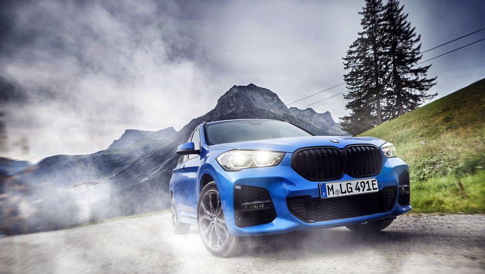 BMW X1: Der Autobauer hat nach dem schwierigen ersten Halbjahr ein überraschend gutes erstes Quartal hingelegt