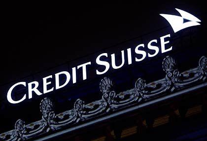 Credit Suisse: Erwartungen der Experten übertroffen