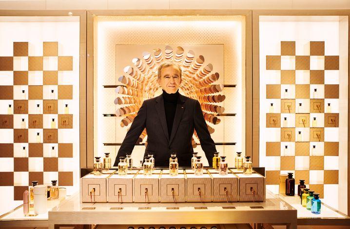 Cash rules everything around me: LVMH-Chef Bernard Arnault
