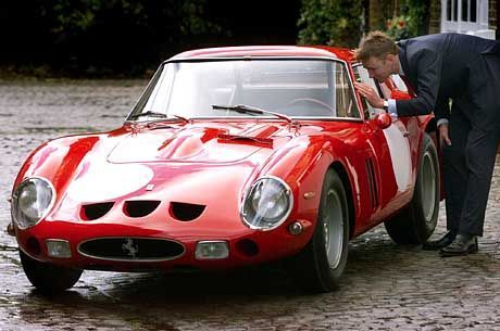 """Der Ferrari 250 GTO soll bei einer Auktion mindestens zehn Millionen Dollar """"einfahren"""""""
