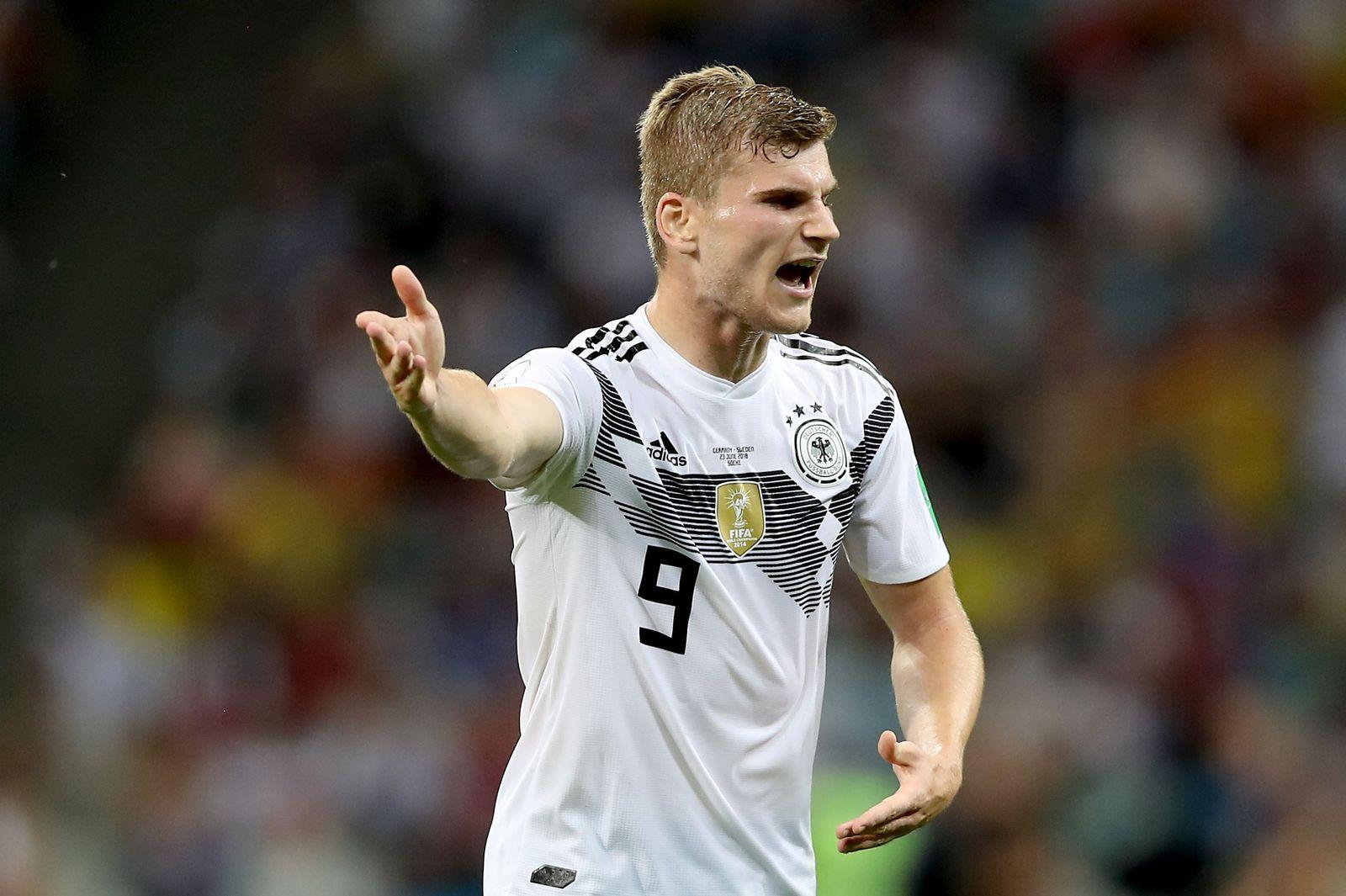 WM / Deutschland / Schweden / Einzelkritik / Werner