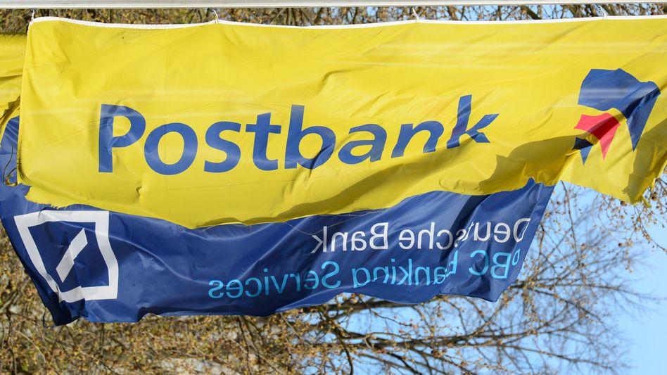Noch gehört sie zur Deutschen Bank: Deutschlands Branchenprimus will die Postbank loswerden