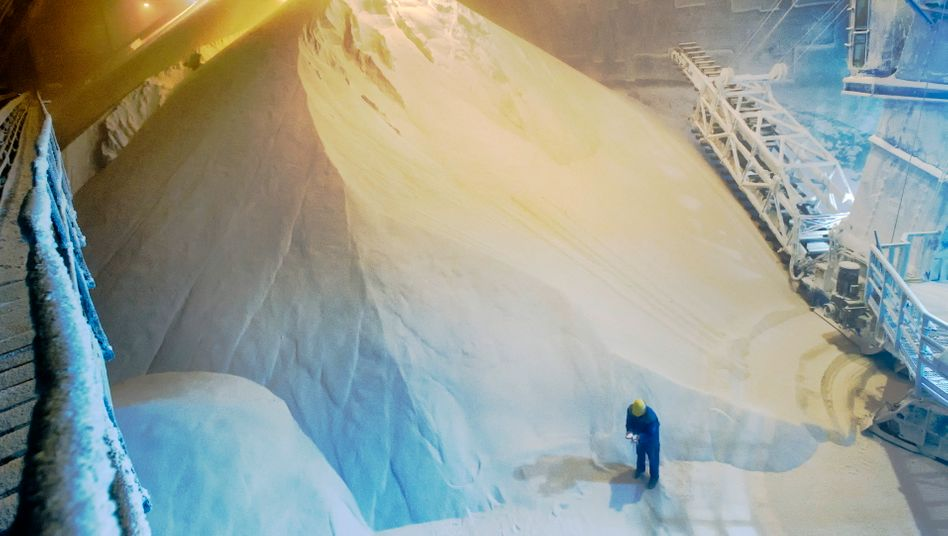 Salzspeicher von K+S: Die Geldvernichtung in Kassel geht weiter