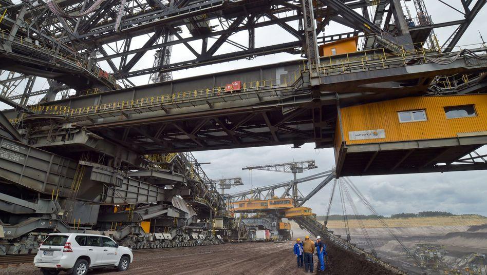 """Tagebau von Vattenfall in Welzow-Süd: """"So schnell wie möglich"""""""