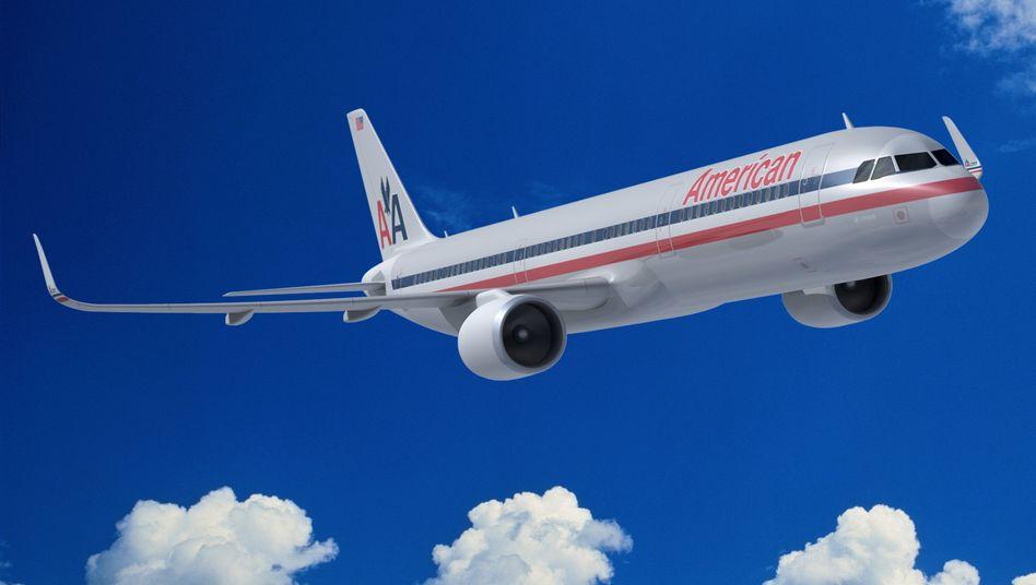 US-Airlines: Unternehmen wie American Airlines haben gegen die Pflicht zur Teilnahme am CO2-Emissionshandel den Rechtsweg beschritten