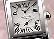 """Große Gewinne mit Uhren: Modell """"Tank à Vis""""-1917 von Cartier"""