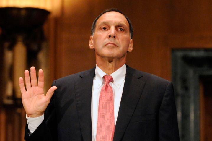 """Der Verfemte: Ex-Lehman-Chef Richard Fuld galt schon vor der pleite als überbezahlter """"Gorilla"""""""