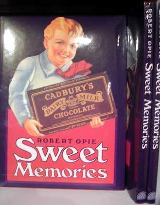 """Sweet Memories"": Robert Opies Buch aus dem Jahr 1999"