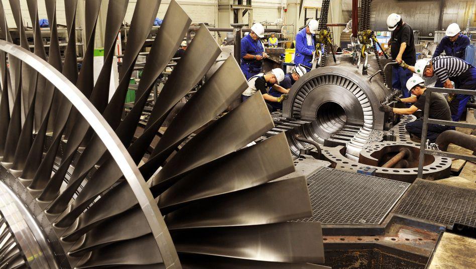 Enttäuschender Maschinenbau: Sie investieren nicht!