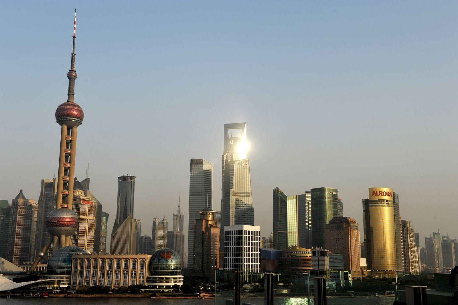 Shanghai/ Skyline