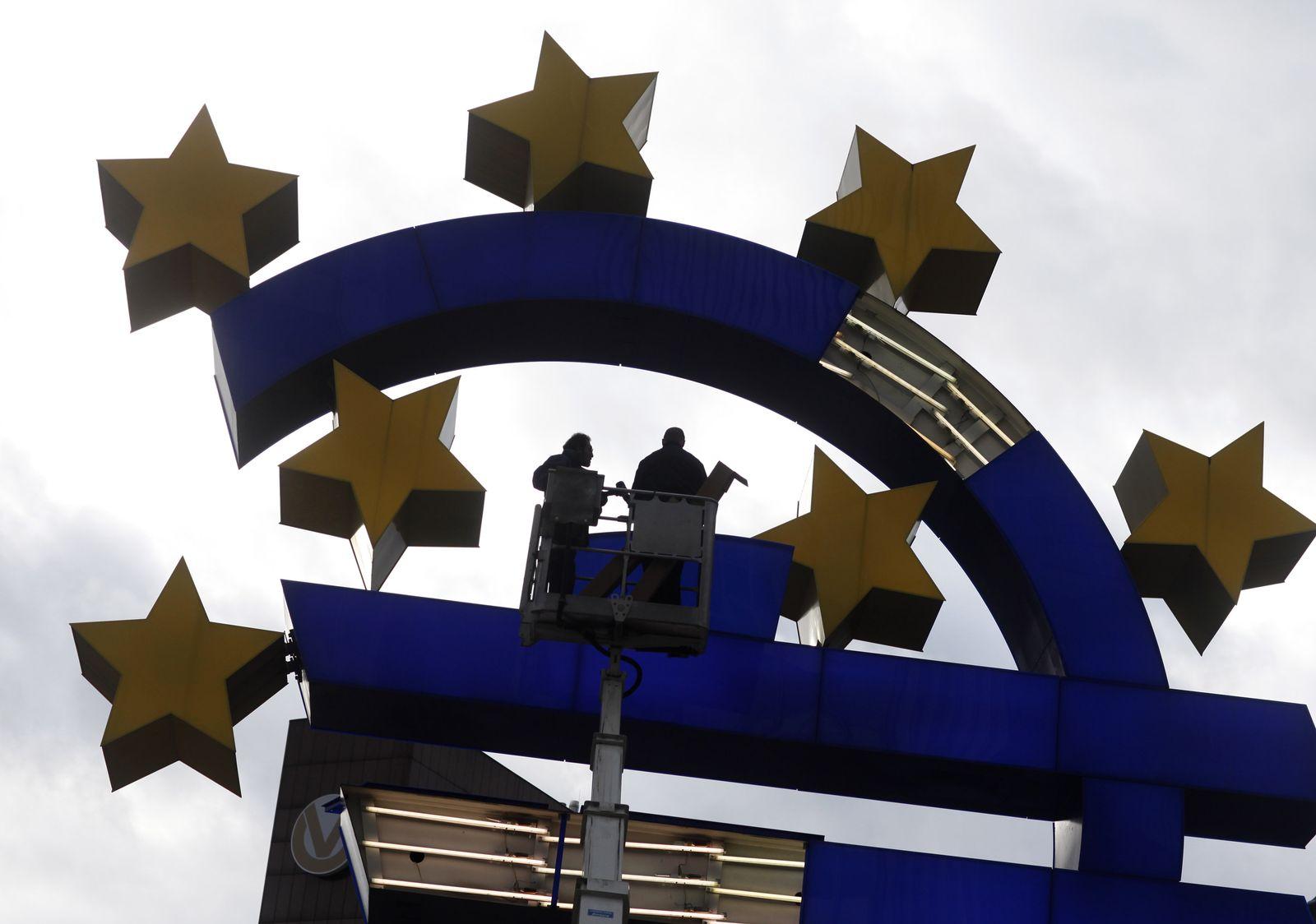 EZB / Euro-Logo