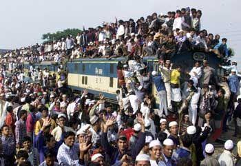 Verkanntes Problem: Überbevölkerung