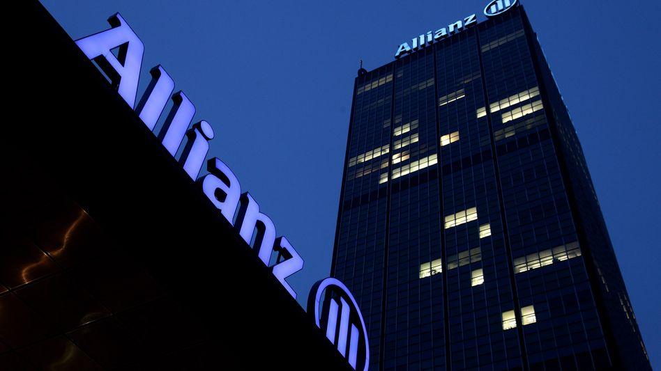 Allianz Lebensversicherung: Wie sich der Rohgewinn genau zusammensetzt lässt der Marktführer offen