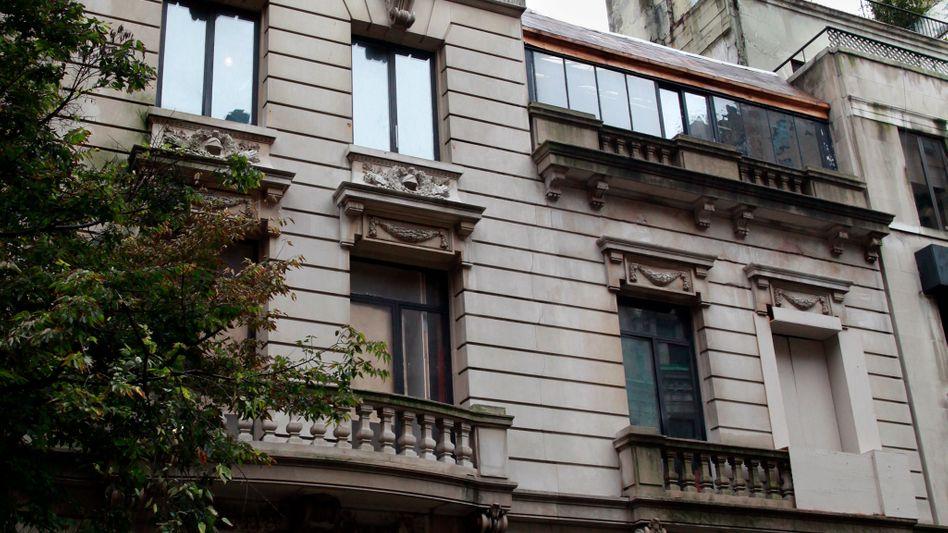 Kaufpreis 80 Millionen Dollar: Kein Stadthaus in New York war bislang teurer als dieses.