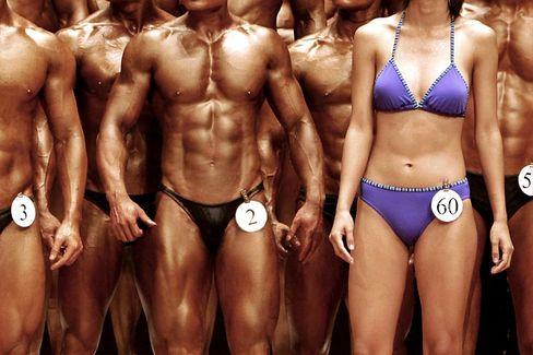 Statussymbol Schlankheit: Für Frauen ist Fett ein noch größerer Karrierekiller als für Männer