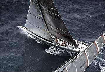 Streitfall: Yacht von Oracle BMW Racing