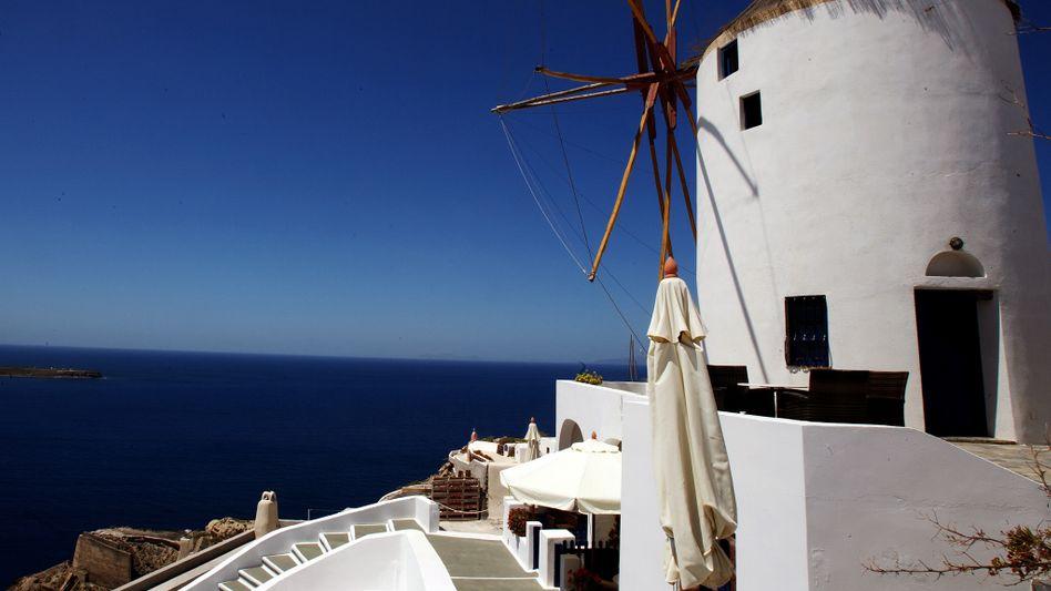 Wirtschaftsgebiet Tourismus: Griechenlands Stärke weiter stärken