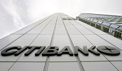Initiative in der Vermögensberatung: Citibank in Frankfurt am Main