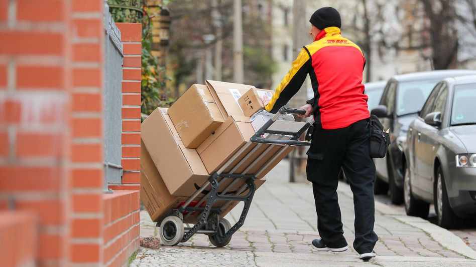 DHL-Paketzusteller: Altmaier will das Postgesetz reformieren