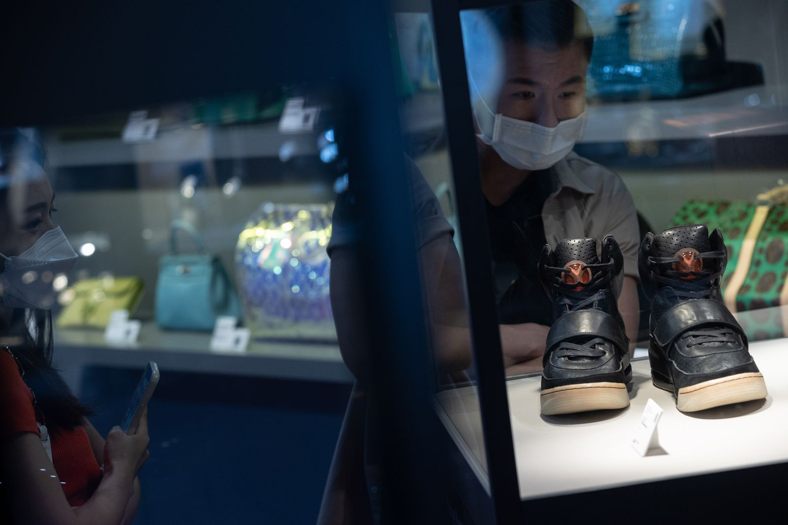 Kanye West 'Grammy Worn' Nike Air Yeezy 1 Prototype