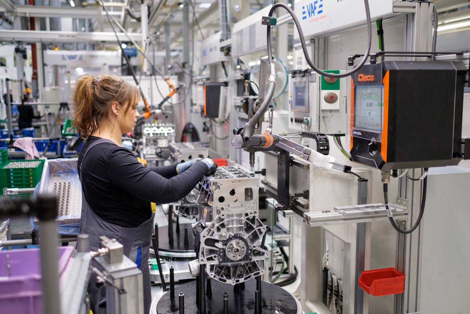 Der Wandel der Arbeitswelt in der Autoindustrie