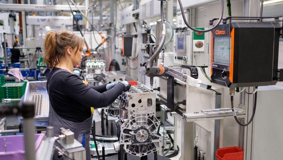 Boomsignal: Die Industrie kann sich von der Krise der Servicewirtschaft abkoppeln
