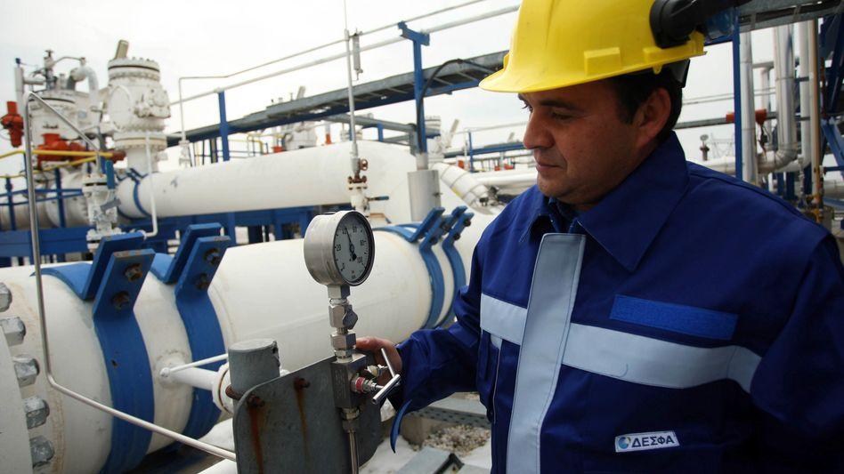 Griechenland: Interessenten für Gasnetzbetreiber Despa sollen Gebote abgeben