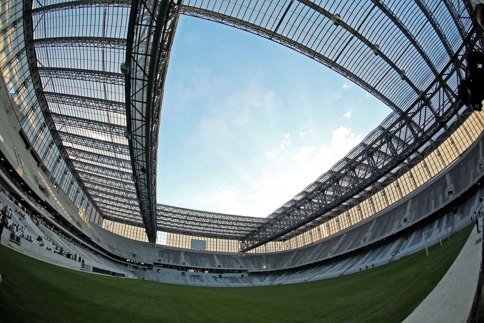 WM-Stadien 2014/ Arena de Baixada