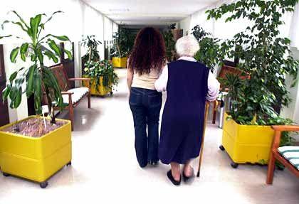 Wohin im Alter? Von außen lässt sich die Qualität eines Pflegeheims kaum erkennen