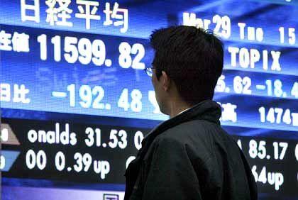 Börse Tokio: Auch heute Probleme mit dem elektronischen Handelssystem