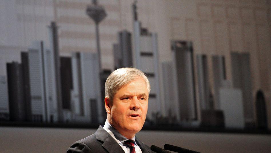 Bundesbank-Vorstand Andreas Dombret.