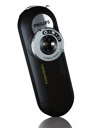 Bitte lächeln: Philips GoGear KEY019, 249,99 Euro