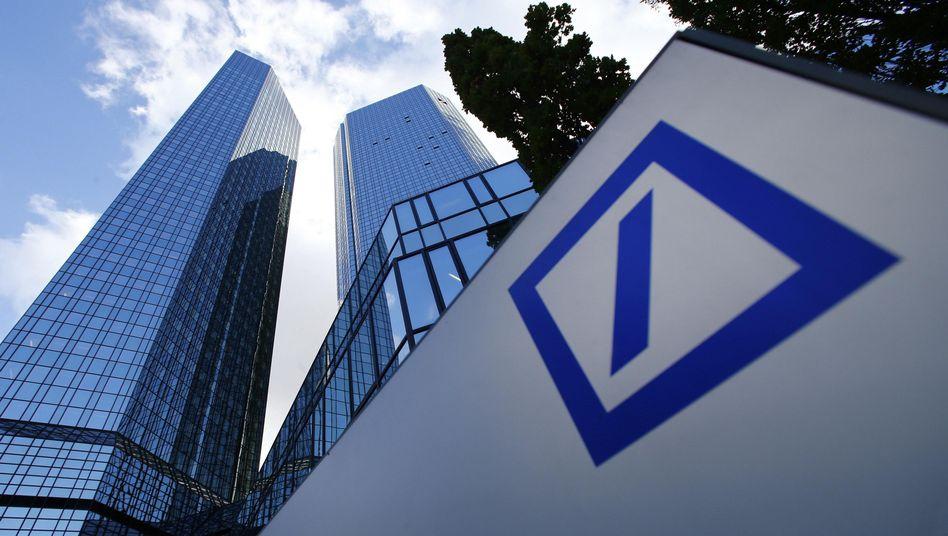 Deutsche Bank in Frankfurt am Main: Jahresabschluss 2011 muss nicht korrigiert werden