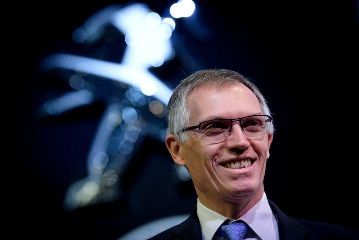 PSA-Chef Carlos Tavares will mehr Hybride anbieten - und fordert dafür mehr Ladesäulen in der EU