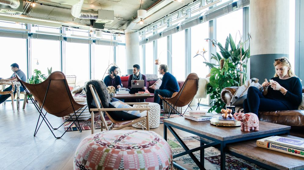 Nach Co-working kommt Co-living: Luxus-WGs für Berufstätige