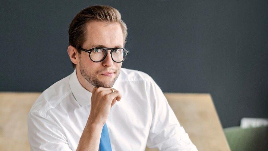 Jungstar:UnternehmerChristian Berner