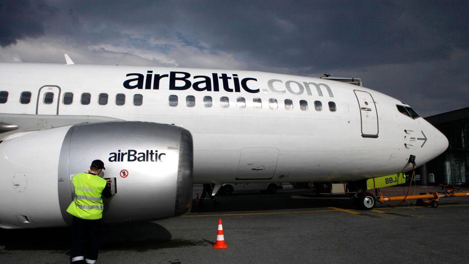 Staatsflieger: Air Baltic hat sich als Regionalfluglinie etabliert