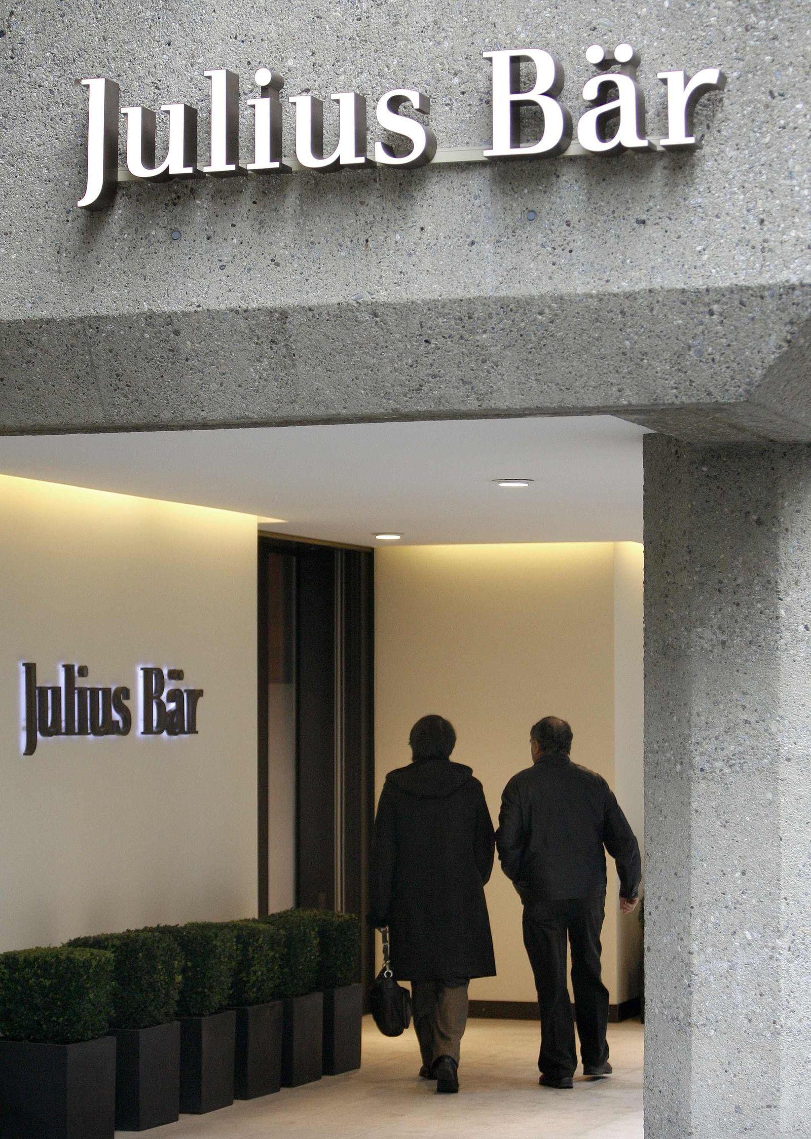 Juliua Bär / Schweizer Bank