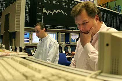 Schwache Vorgaben: Der Dax gibt im Trend der Weltbörsen heute nach