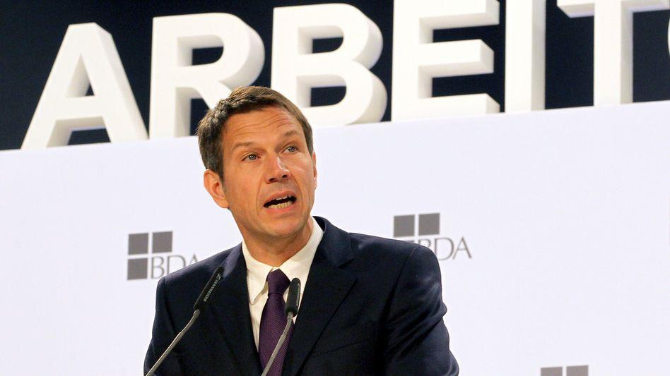 Auf dem Rückzug: René Obermann will angeblich den Aufsichtsrat von Thyssenkrupp verlassen