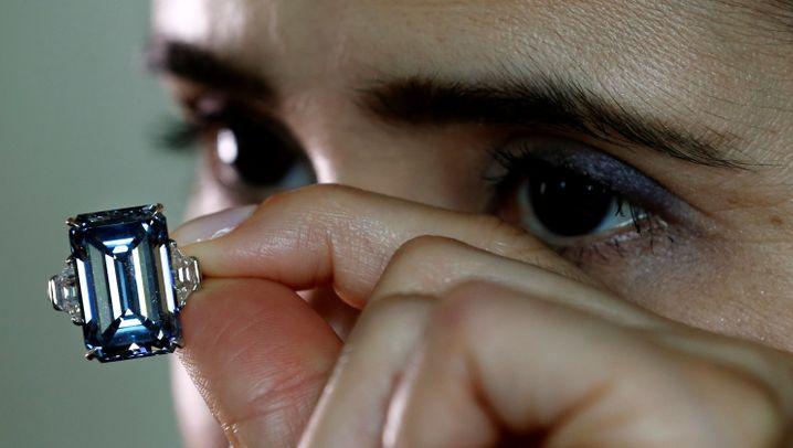 Groß, glitzernd, millionenschwer: Die teuersten Diamanten der Welt