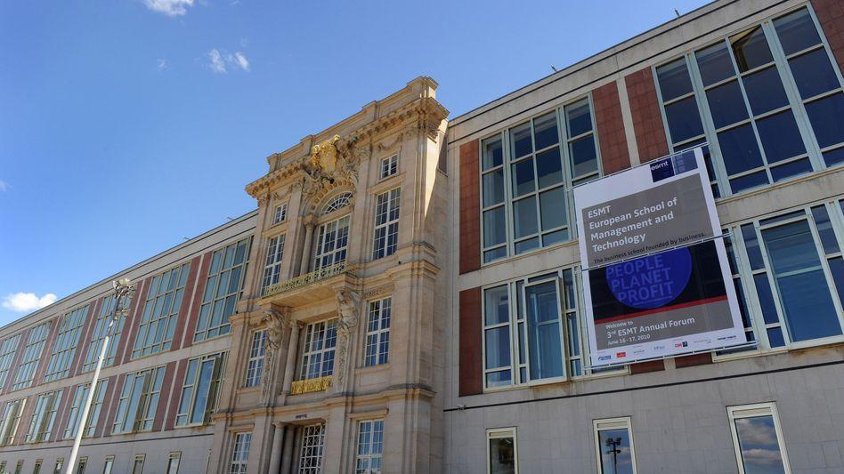 ESMT-Gebäude in Berlin: Neuer Hausherr gesucht