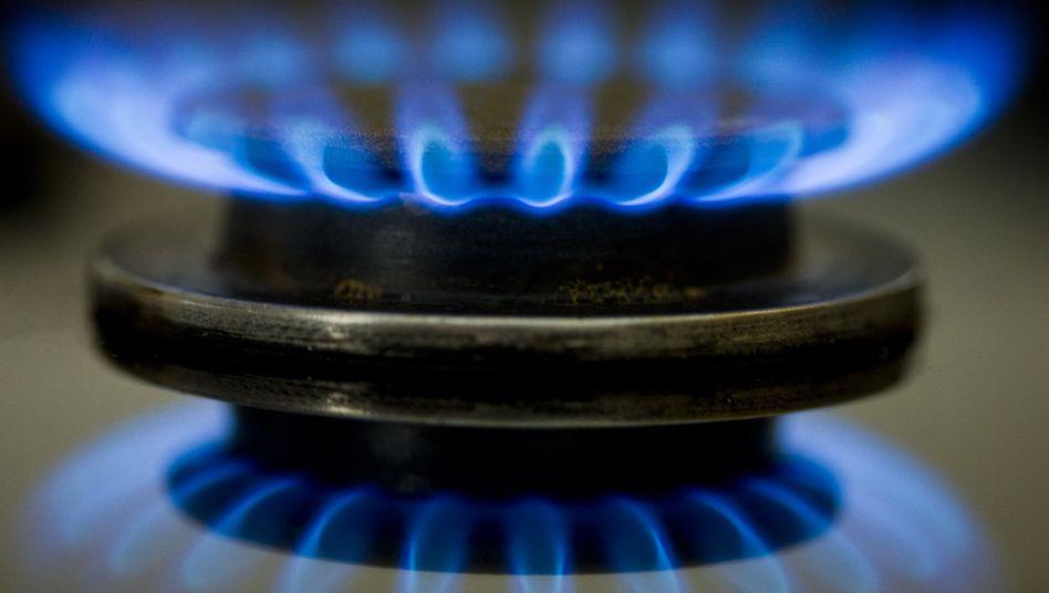 Gasherd: Der Energieverbrauch deutscher Haushalte sinkt