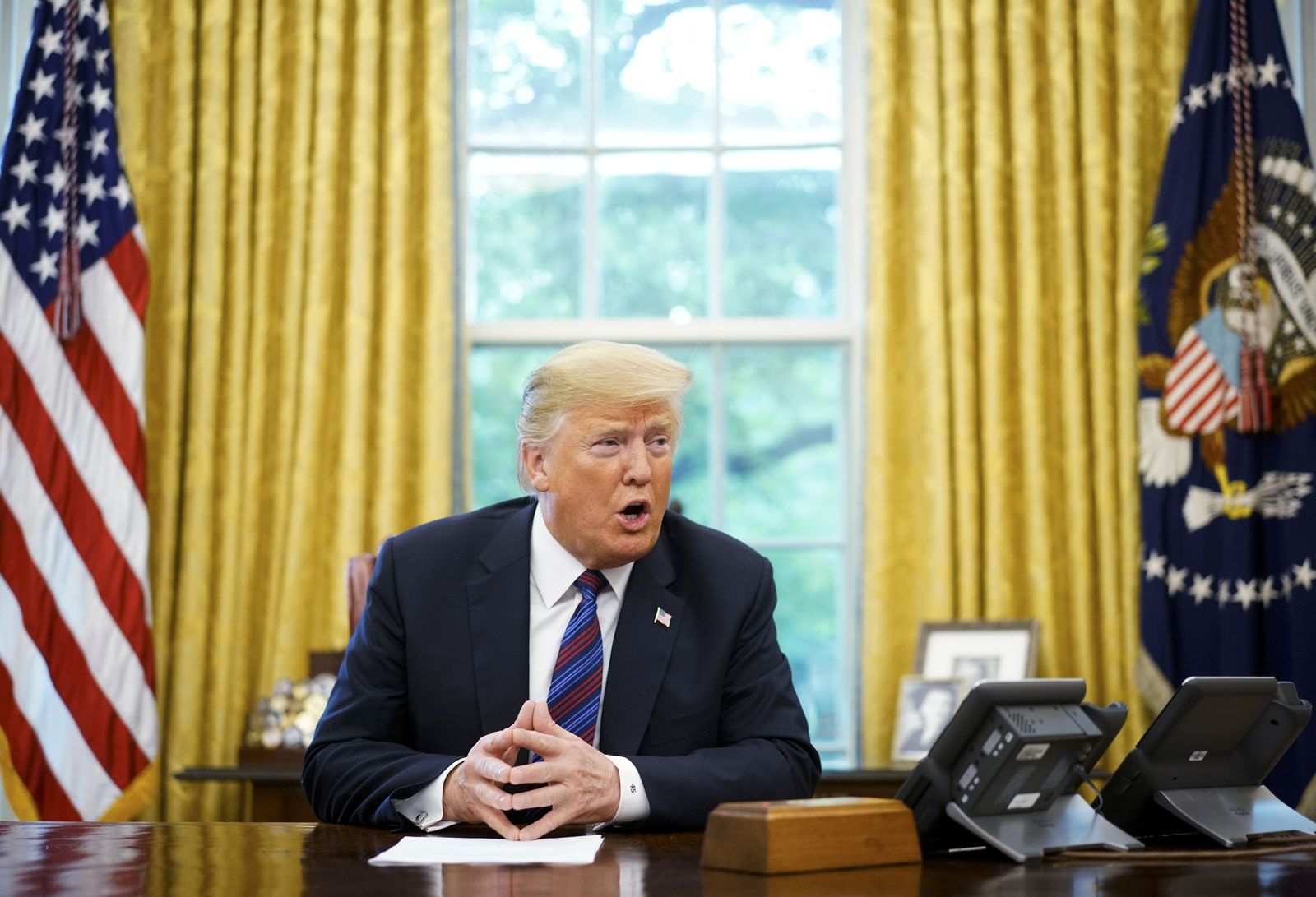 Donald Trump/ NAFTA