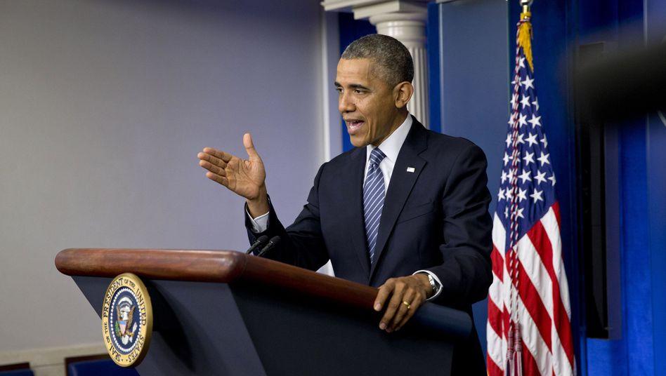 Vorstoß in Sachen Klimaschutz: Barack Obama düpiert die Opposition