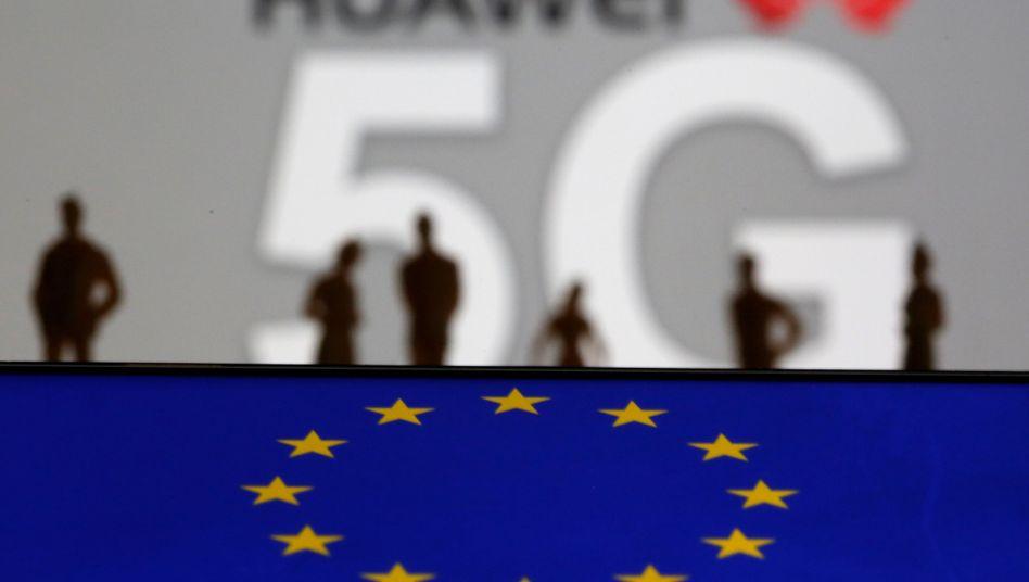 5G-Riese Huawei aus China: Die Überwachung der Bevölkerung ist das Ziel - Deutschland und die EU müssen bei 5G eigene Wege gehen