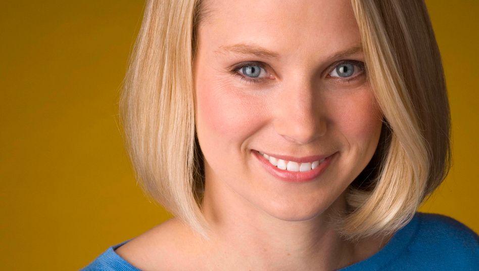 Marissa Mayer: Die neue Yahoo-Chefin erwartet im Oktober ihr erstes Kind