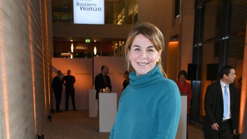 Trennung: Werberin Karen Heumann geht