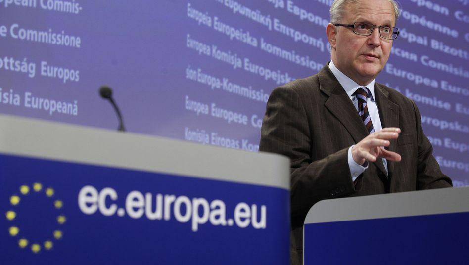 EU-Komissar Olli Rehn: Lässt die nationalen Budgets der EU-Staaten künftig stärker überwachen