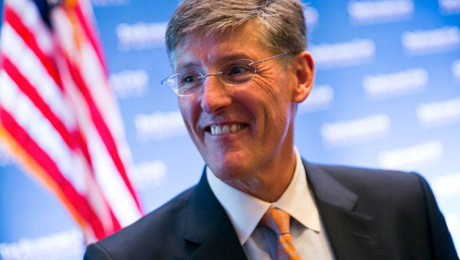 Michael Corbat: Der Citigroup-Chef musste im vierten Quartal sinkende Erträge ausweisen. Auf Jahressicht steht aber ein dicker Gewinn